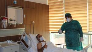 Plazma nakledilen Corona Virüs hastasından güzel haber...