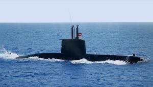 Hızır Reis denizaltısının beyni teslim edildi