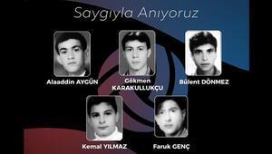 Trabzonspor trafik kazasında vefat eden taraftarlarını andı