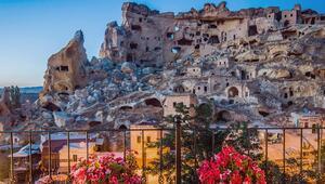 Kapadokyanın gizemli köşesi: Çavuşin