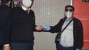 İzmir Büyükşehir Belediyesinden maskematik