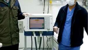 Tersanelerden ventilasyon cihazı desteği