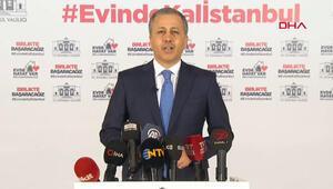 Son dakika haberler... İstanbul Valisi Yerlikaya: Bugün yeni bir uygulamaya başlıyoruz