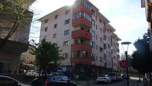 5 katlı apartman Corona Virüs nedeniyle karantinaya alındı