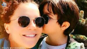 Ebru Şallının 9 yaşındaki oğlu Pars hayatını kaybetti.