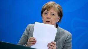 Merkel'e tam destek