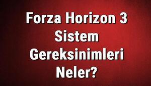 Forza Horizon 3 Sistem Gereksinimleri Neler Forza İçin Önerilen Ve Minimum (En Düşük) Gereksinimler