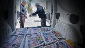 Evlere servis gazete