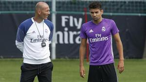 Real Madrid, Luca Zidane ile yolları ayırıyor