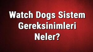 Watch Dogs Sistem Gereksinimleri Neler Watch Dogs İçin Önerilen Ve Minimum (En Düşük) Gereksinimler