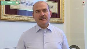 İçişleri Bakanı Soyludan videolu çağrı