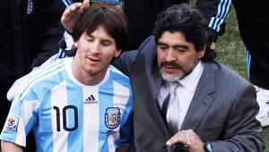 Messi ile Maradona çok farklı