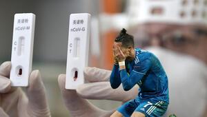 Cristiano Ronaldodan bir corona virüs (koronavirüs) skandalı daha