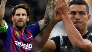 Sosyal medyanın zirvesinde Ronaldo var Messinin iki katı...