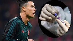 Cristiano Ronaldoyu kahreden haber Corona virüsü...