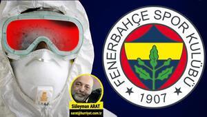 Sorunlar yumağı Fenerbahçe Corona virüs Kanaryayı çok sarstı...