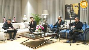 Fatih Ürek müzisyenleri dezenfekte etti