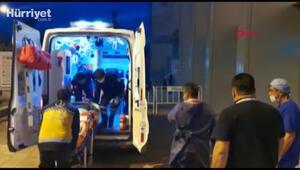 CHPli Yeşilova Belediye Başkanı ve eşi, evlerinde silahlı saldırıda yaralandı