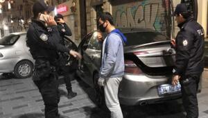 """""""Sagopa"""" ile başladı cezayla bitti... İstanbulda şaşırtan anlar"""