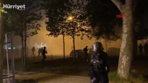 Koronavirüs Fransayı karıştırdı, göstericilerle polis arasında arbede yaşandı