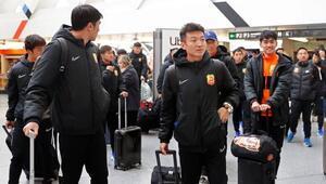 Wuhan Zall, 4 ay sonra şehre döndü