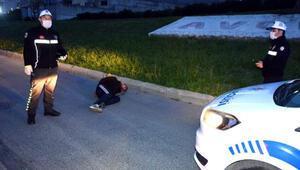 Avcılarda polisin kovaladığı hırsızlık şüphelileri kaza yapınca yakalandı