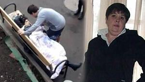 Rusya'yı şoke eden olay: Koronavirüs şüpheli hasta sokakta ölüme terk edildi