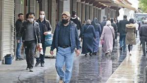 Yasak sonrası Diyarbakırda hareketlilik