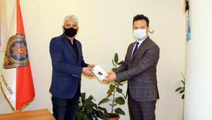 Göksunda haftada 2500 maske üretiliyor