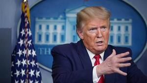 Son dakika haberi: ABD Başkanı Trumptan koronavirüsle ilgili yeni önlem... ABDye göç duracak