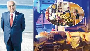 Son dakika haberi: Yeşilova Belediye Başkanı Mümtaz Şenel ve eşine mafya kurşunu
