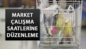 Marketler cuma günü açık mı Marketler saat kaçta açılıyor BİM, A101, ŞOK, Migros, Carrefour açılış saatleri