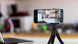 Telefonları webcame dönüştüren uygulamalar