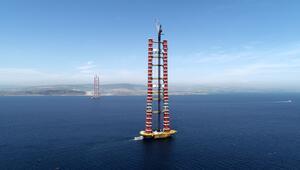 250 metreye ulaştı Dünyanın en uzunu olacak...