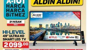 A101 21 Nisan 2020 aktüel ürünler kataloğu paylaşıldı - A101 aktüel ürünler kataloğunda Ramazan'a özel ürünler