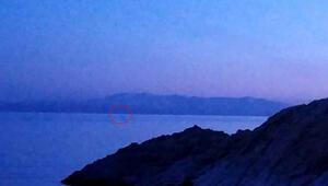 Büyük heyecan yaşadı: Van Gölü canavarı olabilir