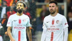 Antalyaspordan Sinan Gümüş ve Sangare açıklaması