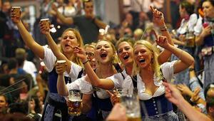 Ve Münih'teki bira festivali iptal edildi