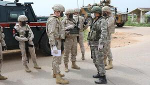 Son dakika... MSB: İdlibdeki M4 yolunda 5inci Türk-Rus kara devriyesi yapıldı