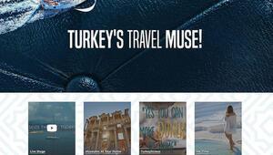 Türkiyenin çevrim içi tanıtım sitesi açıldı