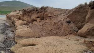 Çanakkale Bozcaadada bin 500 yıllık kiremit mezar