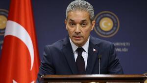 Sözcü Aksoy: Fransız Hükümeti, Türkiyeyi tehdit olarak görmekten vazgeçmelidir