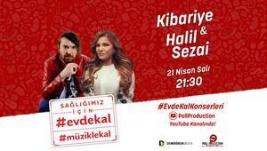 Kibariye ve Halil Sezai unutulmaz konserleri ile izleyici karşısına çıkıyor