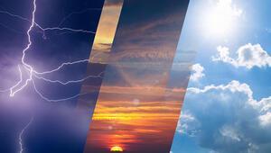 Son dakika Meteorolojiden sağanak ve fırtına uyarısı