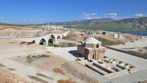 Tarihi Hasankeyfe 3 limandan ulaşılacak