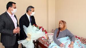 93 yaşında, koronavirüsü yendi