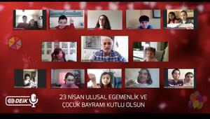 Çocuklar sordu, DEİK Başkanı Nail Olpak yanıtladı