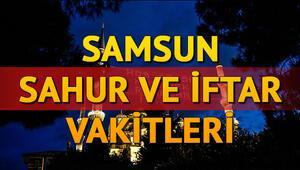 Samsun İmsakiye: Samsunda sahur, imsak ve iftar saat kaçta İşte iftar ve sahur saatleri