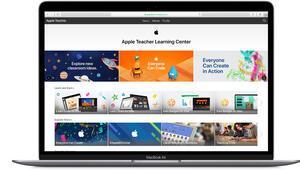 Appledan öğrenci ve öğretmenlere özel eğitim kaynakları