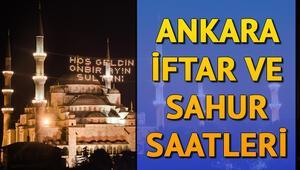 Ankarada ilk sahur saat kaçta Ankara 2020 Ramazan imsakiyesi: Ankarada sahur ve iftar saatleri
